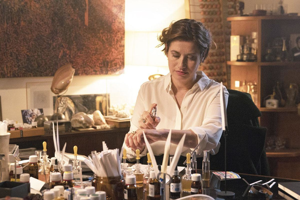 Emmanuelle Devos, une actrice au parfum