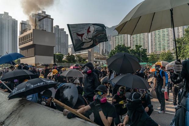 Negen activisten veroordeeld voor grote manifestatie in Hongkong in 2019