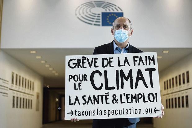"""""""Refuser une taxe sur la spéculation, c'est obscène"""""""