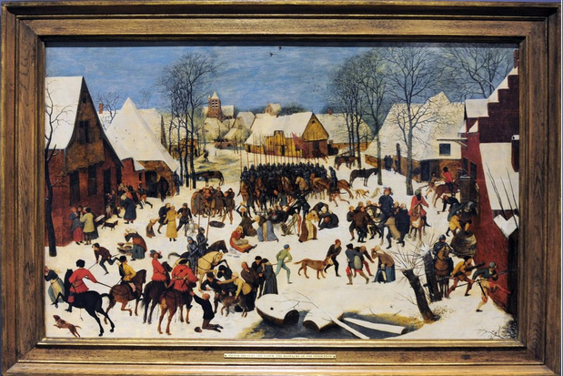 'Stay at Home Museum' verzorgt nu ook een Bruegel rondleiding voor thuis