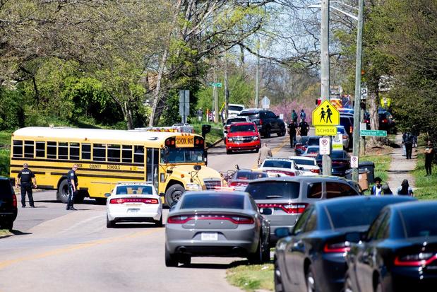 Dode bij schietpartij in school in Amerikaanse staat Tennessee
