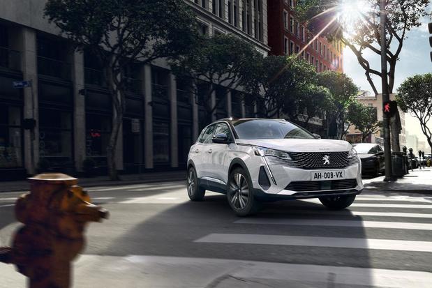 Peugeot 3008 Plug-In Hybrid: kracht en elegantie