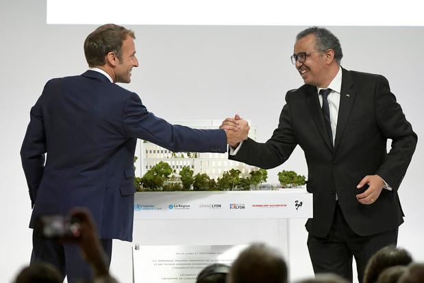 """L'""""académie de santé publique de l'OMS"""" à Lyon en 2024"""