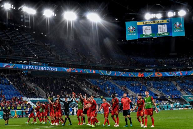 Rode Duivels nemen het op tegen Portugal