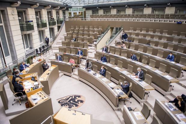 'Het is hoog tijd dat het Vlaams Parlement zijn democratische macht grijpt'