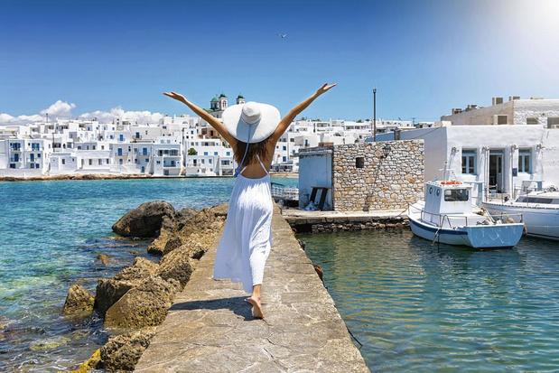 La Grèce de plus en plus verte