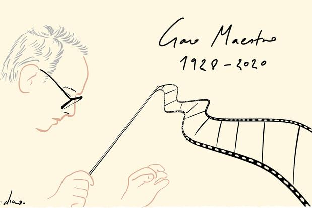 Legendarische Italiaanse muzikant en componist Ennio Morricone (91) overleden