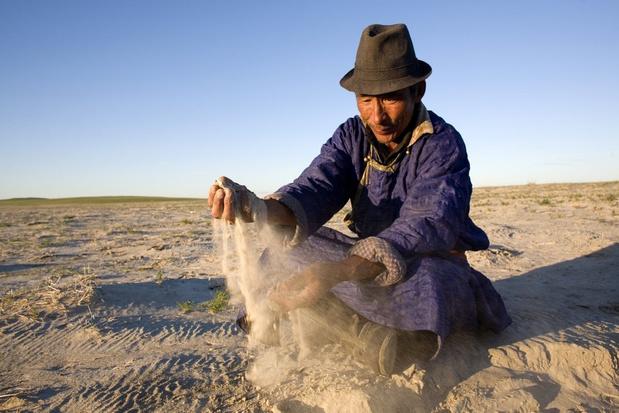 Staat van permanente droogte dreigt voor Mongolië