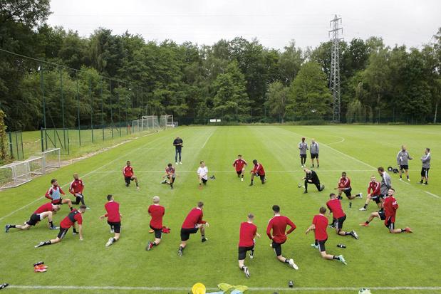 Pro League: les coulisses de la rentrée des classes du Standard, de Bruges et de Charleroi
