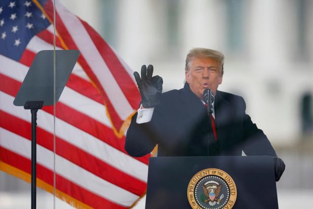 Eerste voorteken dat Republikeinen Trump gaan vrijspreken in impeachment