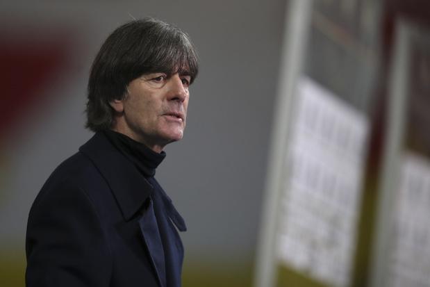Joachim Löw stopt na EK als bondscoach van Duitsland
