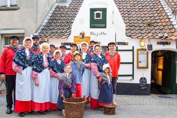 Folkloregroep 'De Vrye Visscherye' wil het maritieme erfgoed in ere houden