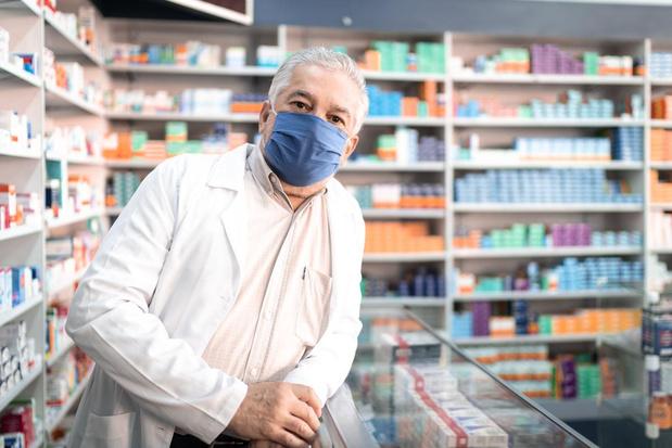 Les pharmaciens ont déjà distribué plus de 5 millions de masques gratuits