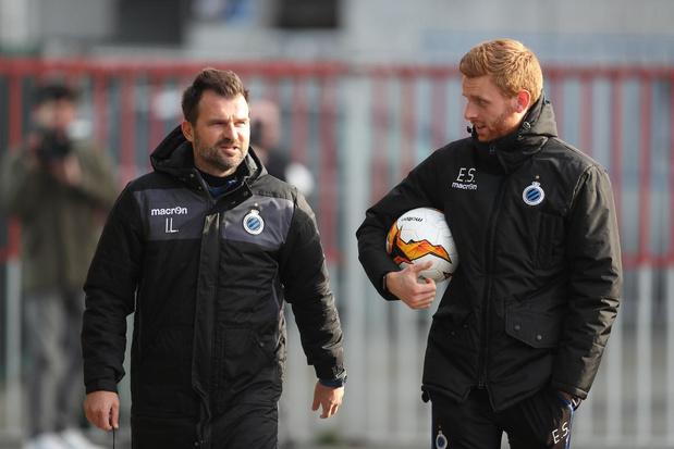 Edward Still is de nieuwe trainer van Charleroi