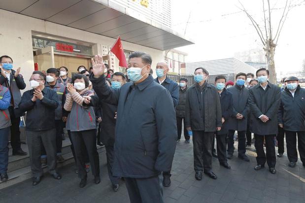 En Chine, le régime résiste au virus