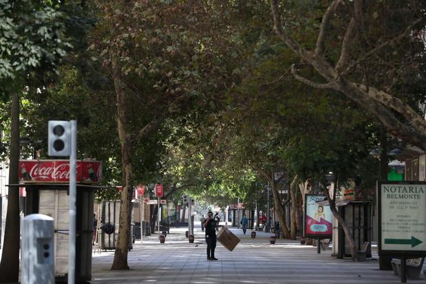 Verkiezingen voor grondwetgevende vergadering in Chili uitgesteld