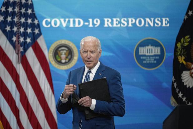 Joe Biden: 'Tegenvallend banenrapport toont nood aan nieuw steunpakket'
