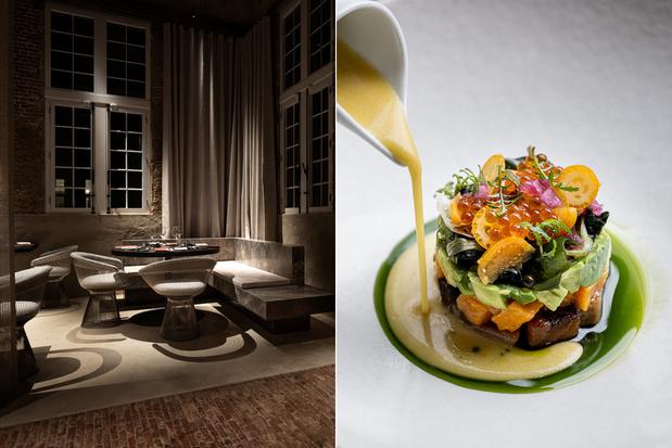 The Stable in Edegem: lichtvoetige gastronomie in een prachtig gerenoveerde kasteelstal
