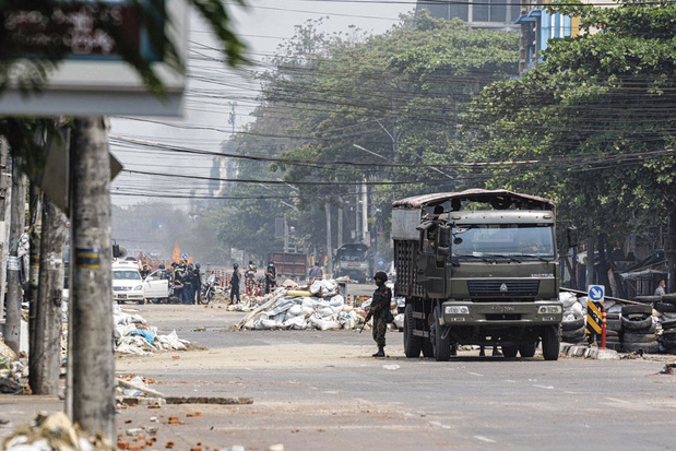 Birmanie: pression sur les groupes occidentaux