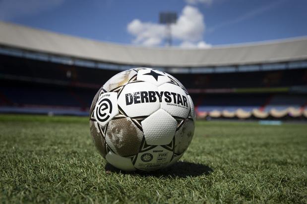Hiphoppers op nieuwe competitiebal Eredivisie