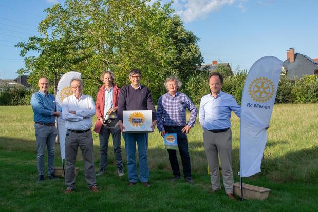 Rotary Menen biedt picknick-beleefbox aan voor toerisme in eigen streek