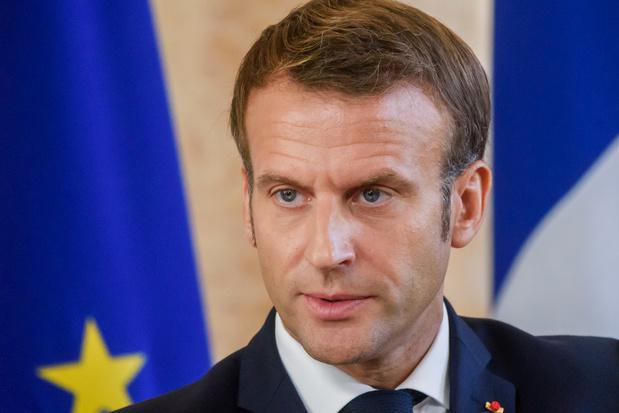 Macron wil islam in Frankrijk 'bevrijden van buitenlandse invloeden'