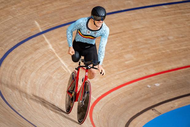 Baanwielrenner Ewoud Vromant na wereldrecord gediskwalificeerd op Paralympische Spelen