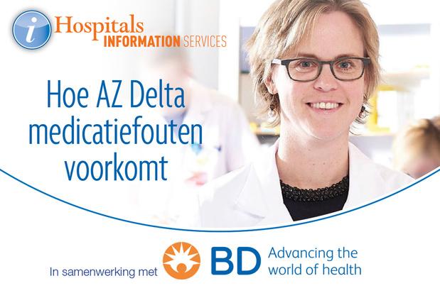 Hoe AZ Delta medicatiefouten voorkomt