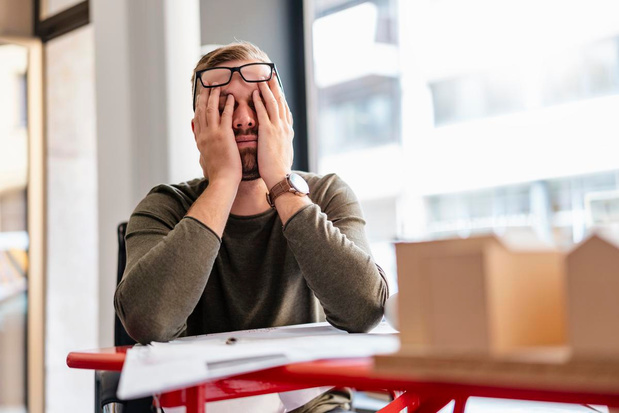 Langdurige burn-outs en depressies met 40 procent gestegen op vier jaar tijd