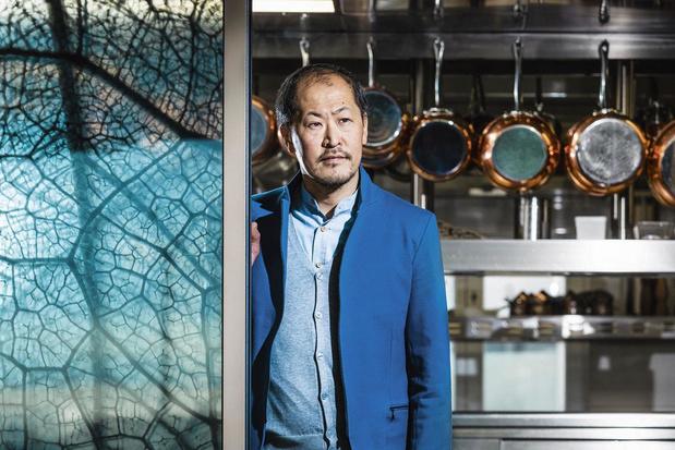 """Sang Hoon Degeimbre, chef de L'Air du temps: """"Ma recette? De bons produits, une technique, de l'émotion"""" (entretien)"""