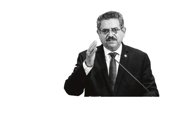 Manuel Merino - Weer een president weg