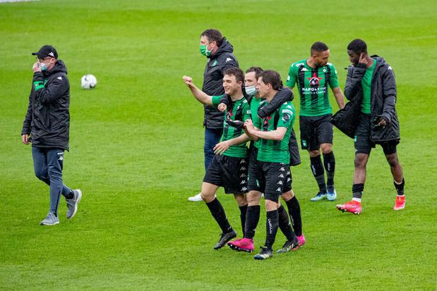 Cercle Brugge zet grote stap naar het behoud met makkelijke zege tegen OH Leuven