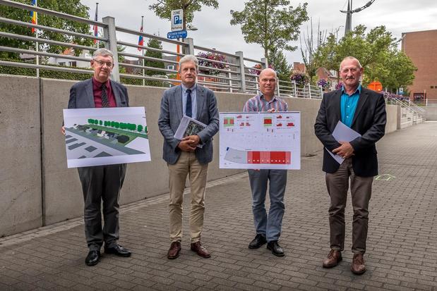 Stad en WVI bieden tien betaalbare bouwkavels aan in Kasteelstraat