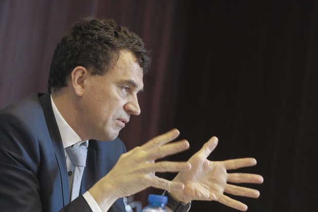 """Hans De Cuyper (futur CEO d'Ageas): """"Nous travaillons à une assurance contre les pertes d'exploitation"""""""