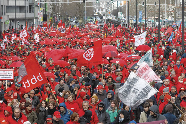 Grève du 29 mars, une grève pour secouer la norme salariale