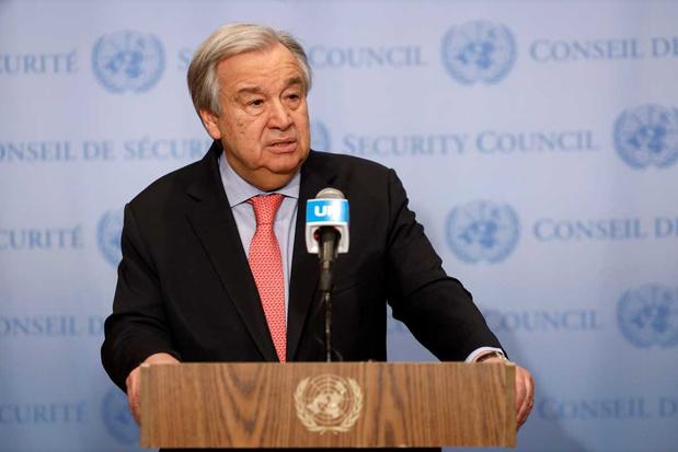 VN-baas vraagt snel nieuwe humanitaire corridor in noordoosten Syrië