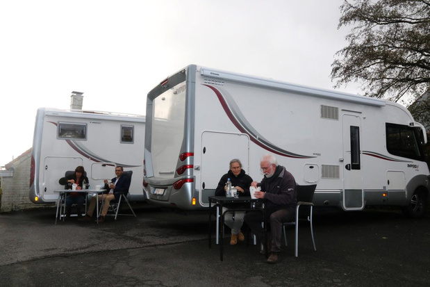 Toekomstig schepen van toerisme Heuvelland wil campers plaatsen op restaurantparkings