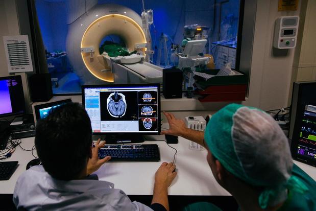 UZ Leuven voert MRI-geleide laserablatie uit voor epilepsie