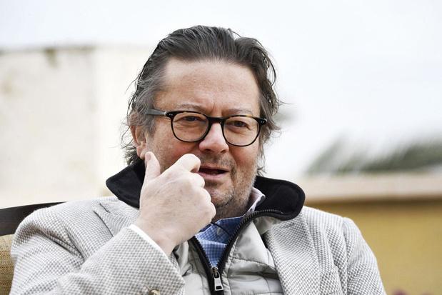 Marc Coucke, l'homme d'affaire bien connu joue le rôle d'influenceur marketing pour le compte du gouvernement belge!