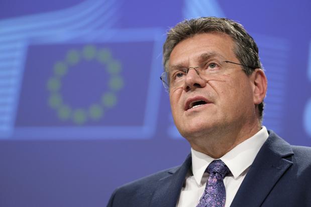 Europese Commissie vraagt spoedoverleg met Londen over omstreden wetsontwerp