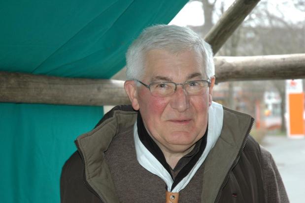 Scoutspater Rik op 83-jarige leeftijd overleden