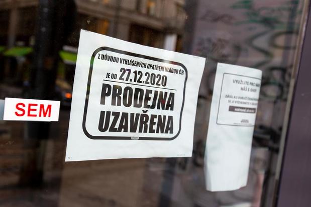 La République tchèque sort de l'état d'urgence sanitaire