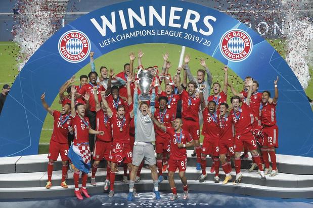 UEFA denkt aan eerste ronde Champions League in traditioneel competitieformat