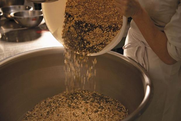 Geluk in een zak: Natalie Vanderick maakt huisgemaakte granola