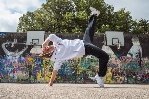 Jonge Brugse geselecteerd voor prestigieuze internationale breakdancebattle