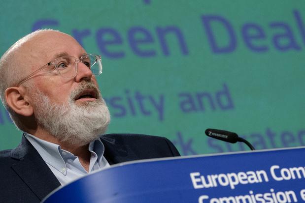 Europese Commissie zoekt groene uitweg uit crisis