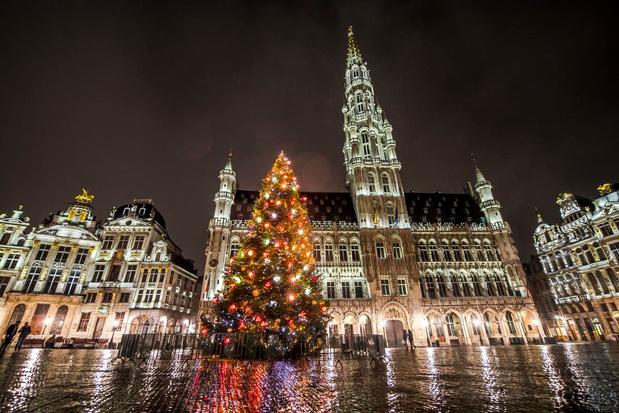 Où voir des illuminations de Noël en Wallonie et à Bruxelles ?