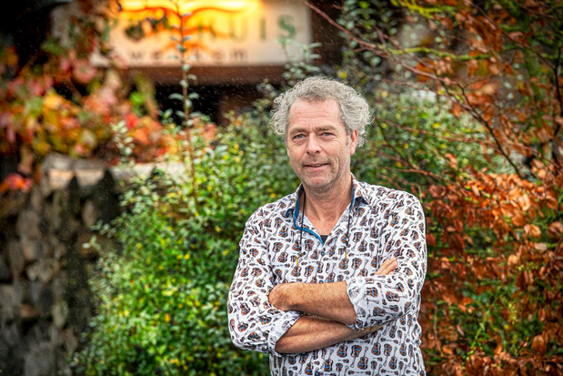 Koen Maertens van Open Huis in Staden na 20 jaar opnieuw voor de klas