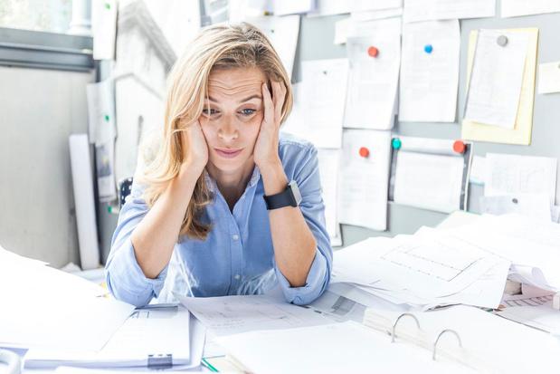 1 op de 4 arbeidsongeschikte mensen zit thuis door burn-out, depressie of angst
