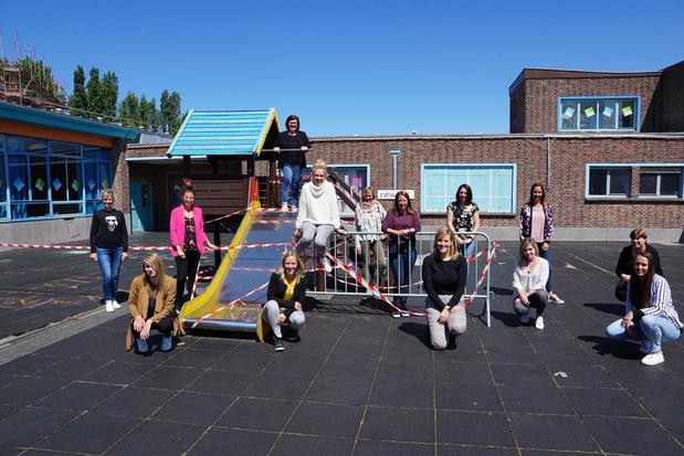 Europaschool in Bredene is klaar voor de tweede eerste schooldag